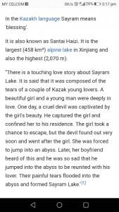 Sayram lake-2